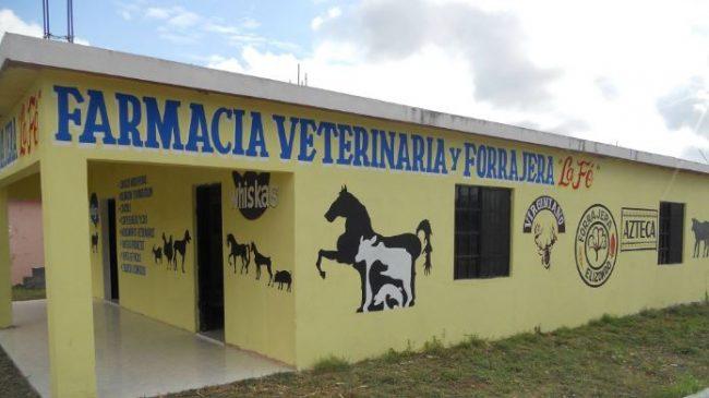 Farmacia Veterinaria y Forrajera «LA FE»