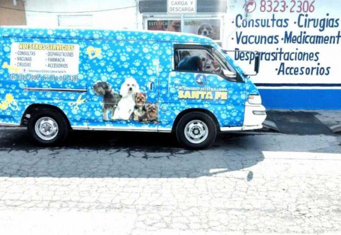 Veterinaria Y Estética Canina Santa Fe